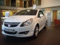 Used Vauxhall Corsa SXI