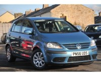 Used VW Golf Plus TDI SE