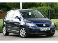 Used VW Golf Plus TDI SPORT
