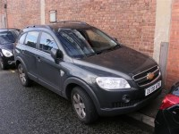 Used Chevrolet Captiva LT
