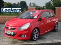 Used Vauxhall Corsa VXR