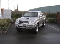 Used Mitsubishi L200 WARRIOR LWB