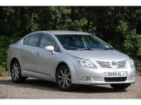 Used Toyota Avensis TR