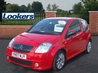 Used Citroen C2 LOEB