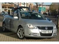 Used VW Eos TDI SPORT