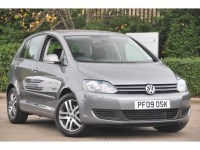 Used VW Golf Plus TDI 140 SE
