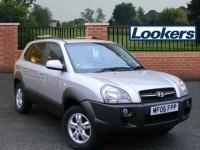 Used Hyundai Tucson CDX
