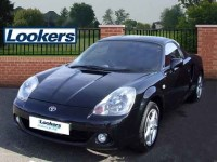 Used Toyota MR2 VVTI