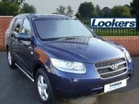 Used Hyundai Santa Fe GSI