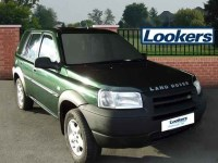 Used Land Rover Freelander S