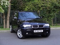 Used BMW X3 D M SPORT 5dr Step Auto(LADY OWNER+F/S/H+HUGE SPEC)