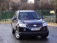 Used Chevrolet Captiva LT VCDI 5dr Auto [7 Seats](1 OWNER+F/S/H)