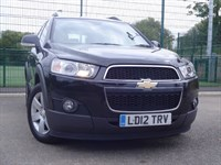 Used Chevrolet Captiva LT VCDI LT 4x4(1 OWNER+F/S/H+LOW MILEAGE)