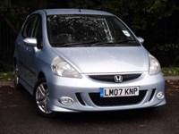 Used Honda Jazz DSI SPORT 5dr CVT-7(LADY OWNER+F/S/H+LOW MILEAGE)