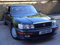 Used Lexus LS 400 LS 400 4.0 4dr(2 OWNERS+F/S/H+LOW MILEAGE)