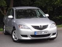 Used Mazda Mazda3 3 TS 5dr(F/S/H+LOW MILEAGE+TAX)
