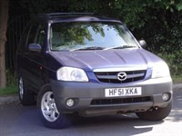 Used Mazda Tribute GSI 4WD 5dr(LADY OWNER+F/S/H+LONG MOT)