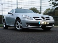 Used Mercedes SLK200 Kompressor(1 OWNER+F/MERC/S/H+AIR SCARF)