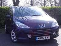 Used Peugeot 307 S Tiptronic(2 OWNER+F/S/H+LOW MILEAGE)