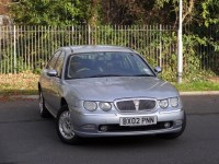 Used Rover 75 CONNOISSEUR 2.5 V6 4dr(2 OWNERS+F/S/H)