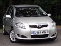 Used Toyota Auris TR VVT-I TR 5dr(LADY OWNER+F/S/H+LONG MOT)