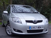 Used Toyota Auris TR VVT-I 5DR(2 OWNERS+F/TOYOTA/S/H)