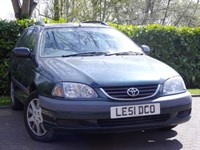 Used Toyota Avensis GS D-4D 5dr(2 OWNERS+LONG MOT)