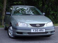 Used Toyota Avensis GS VVT-I 5dr(2 OWNERS+LONG MOT)