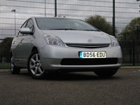 Used Toyota Prius T3 VVT-I 5dr(2 OWNERS+F/TOYOTA/S/H)