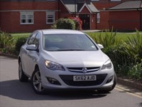 Used Vauxhall Astra SRI 1.4i 16V 5dr(1 OWNER+F/S/H+LOW MILEAGE)