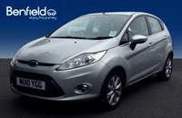 Used Ford Fiesta 1.25 Zetec 5dr (82)