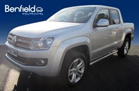 Used VW Amarok D/Cab Pick Up Highline BiTDI 180 BMT 4MTN Auto