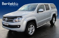 Used VW Amarok D/Cab Pick Up Trendline BiTDI 180 4MOTION Sel