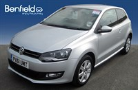 Used VW Polo 60 Match 3dr