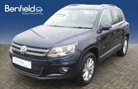 Used VW Tiguan 2.0 TDi BlueMotion Tech SE 5dr