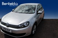 Used VW Golf TDi 105 Match 5dr DSG