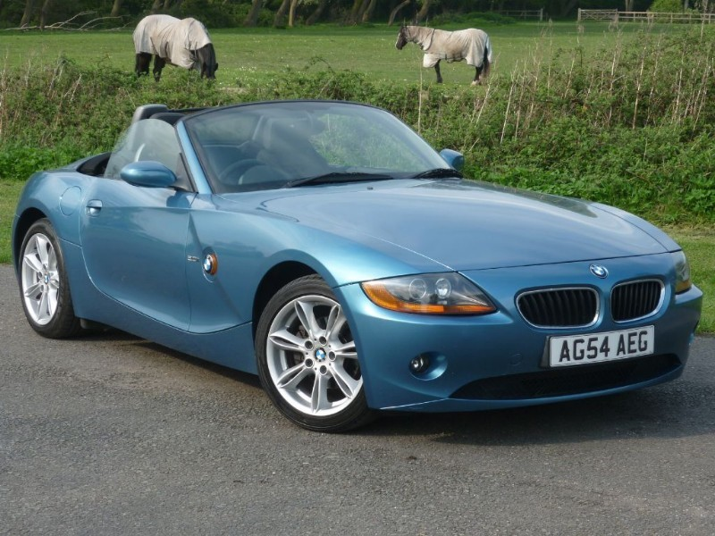 Bmw Z4 M Coupe For Sale Uk