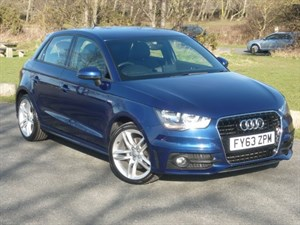 used Audi A1 SPORTBACK TDI S LINE 2 YEARS FREE SERVICING*+ BALANCE OF AUDI WARRANTY in wirral-cheshire