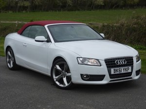 used Audi A5 TDI SE Full Audi Dealer Service History in wirral-cheshire