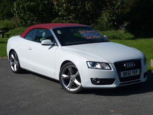 used Audi A5 TDI SE Full Audi Dealer Service History Taxed Ready To Enjoy in wirral-cheshire