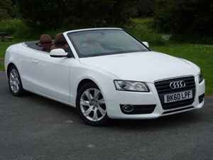 used Audi A5 TFSI SE 1 Owner Full Audi Dealer Service History in wirral-cheshire