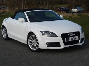 used Audi TT TFSI SPORT 1 Owner in wirral-cheshire