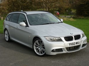 used BMW 320d M SPORT BUSINESS EDITION WITH 2 YEAR RAC WARRANTY in wirral-cheshire