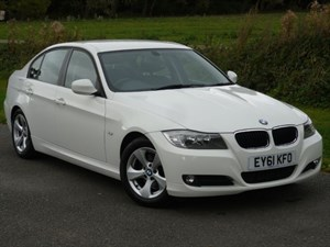 used BMW 320d 3 SERIES 320D EFFICIENTDYNAMICS 1 Private Owner Full BMW Dealer S/History in wirral-cheshire
