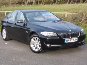 used BMW 520d SE Buisiness Media Edition 1 Owner Full BMW Dealer Service History in wirral-cheshire