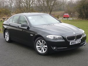 used BMW 520d SE BUSINESS EDITION WITH 2 YEAR RAC WARRANTY in wirral-cheshire