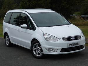 used Ford Galaxy ZETEC TDCI One Owner Full Ford Dealer Service History in wirral-cheshire