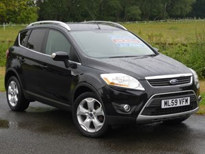 used Ford Kuga ZETEC TDCI 2WD Locally Owned Full Service History in wirral-cheshire