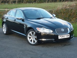 used Jaguar XF V6 LUXURY WINTER SALE EVENT WAS £19999 NOW £18999 in wirral-cheshire