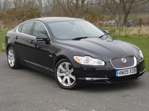 used Jaguar XF V6 LUXURY One Owner F/S/History 14000 Miles Only!!! in wirral-cheshire
